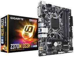 main gigabyte GA-Z370M DS3H