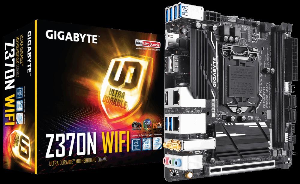 Main GigaByte Z370N WIFI Socket 1151 v2