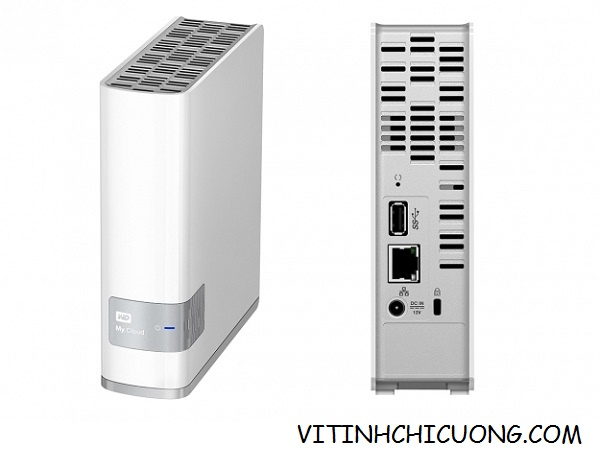 Ổ cứng WD My Cloud - 2TB  WDBCTL0020HWT-SESN