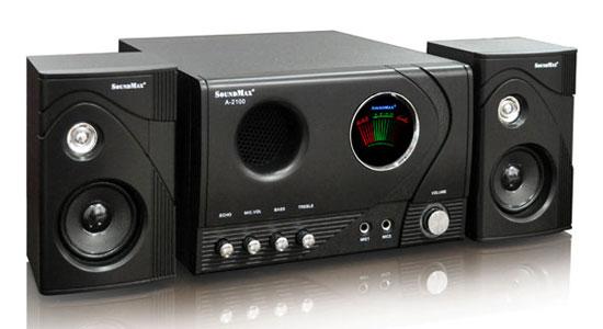 Loa Soundmax A 2100/2.1 kênh