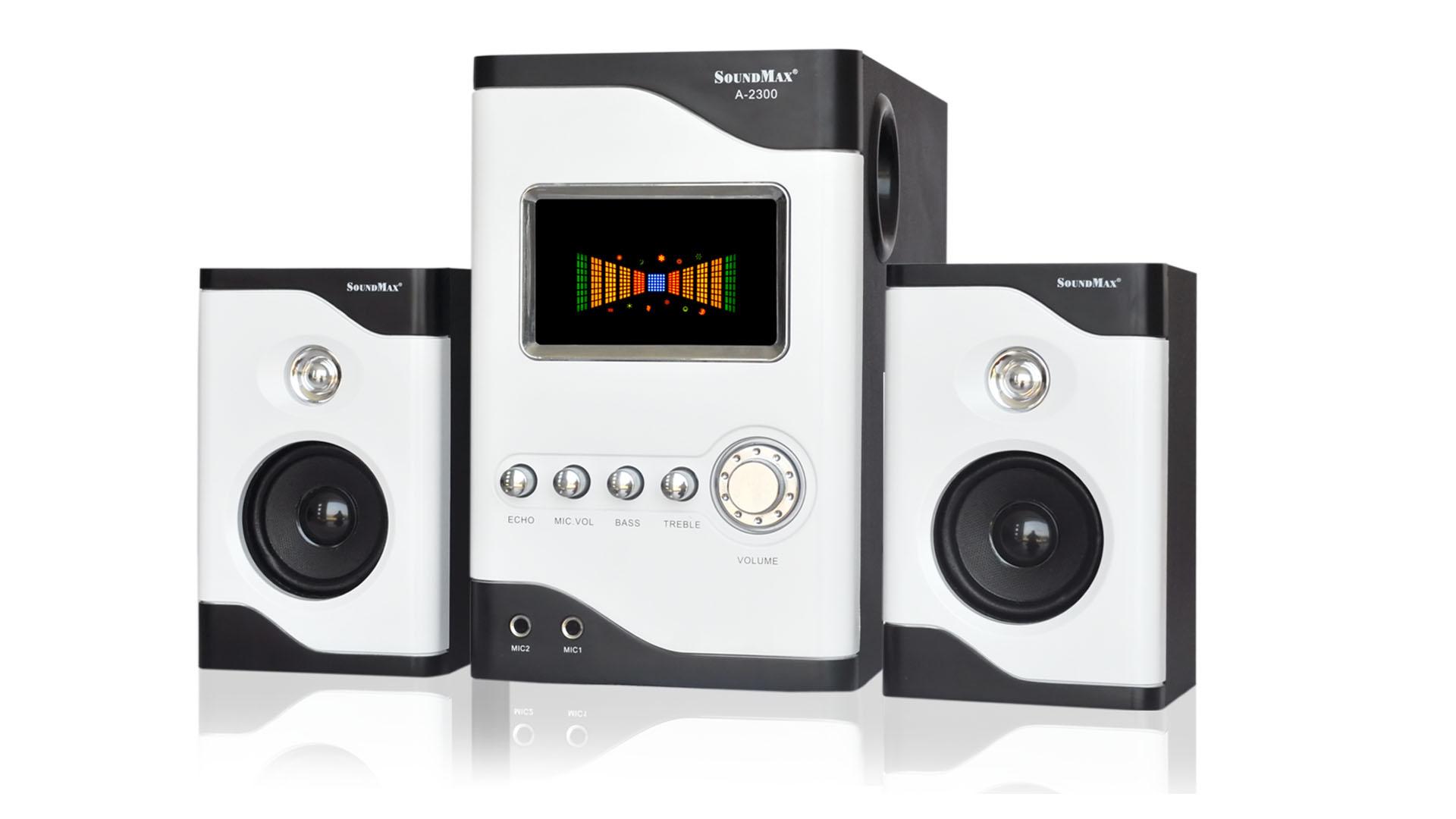 Loa Soundmax A2300/ 2.1 kênh