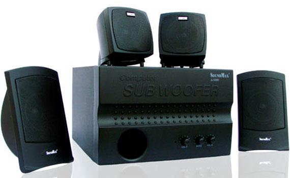 Loa Soundmax A 5000/4.1 kênh