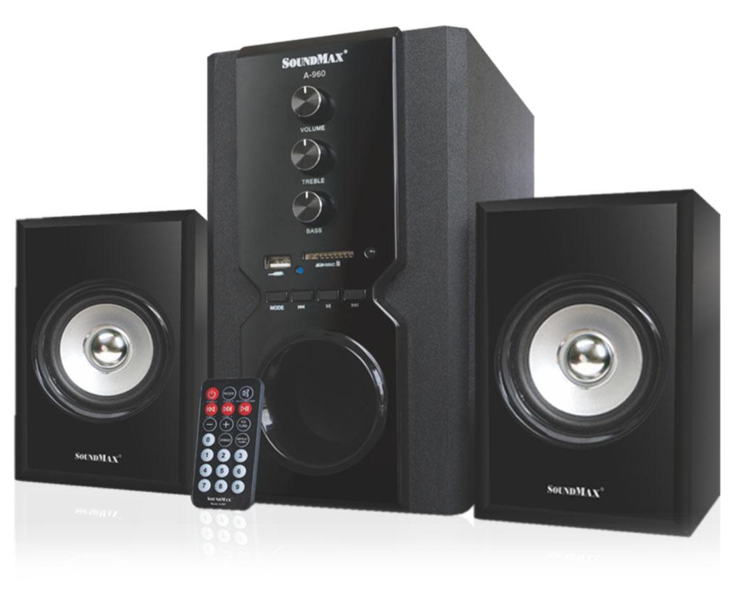 Loa Soundmax A960/ 2.1 kênh Bluetooth