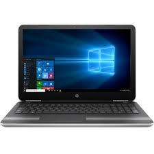 laptop HP   Pavillon 15-au025TU X3B98PA - Silver I3