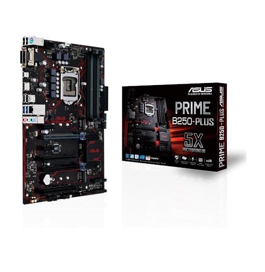 Mainboard Asus PRIME B250 PLUS - LGA 1151