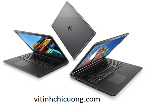 LAPTOP DELL Inspiron 15R - N5567  M5I5384-Grey - i5 - 7200U - Model Không Win