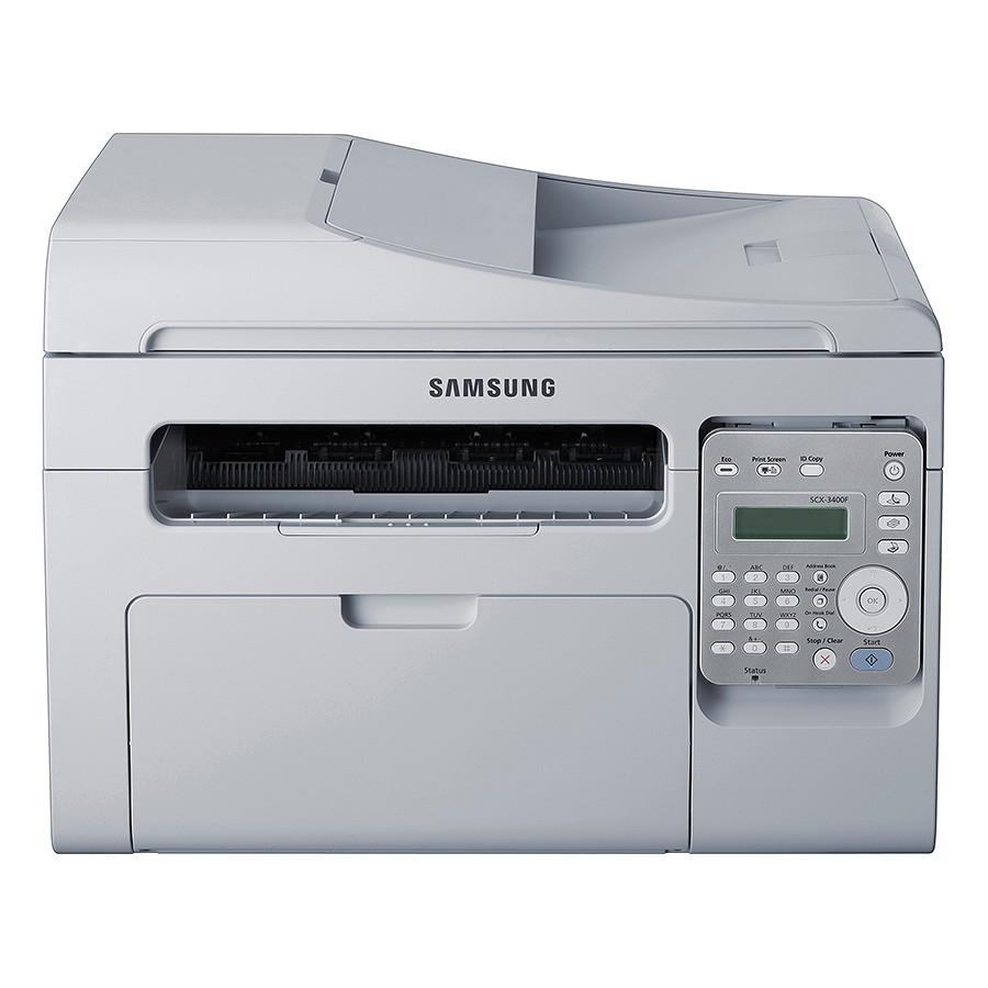 Máy in đa năng đơn sắc Samsung SCX-3401F