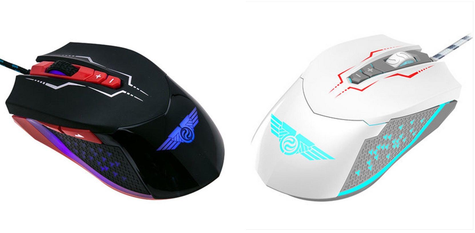 Chuột máy tính có dây Newmen GX100-PRO GAME