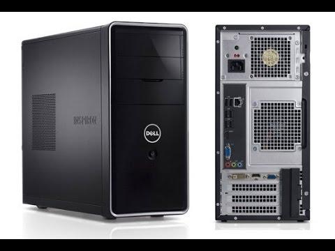 MÁy bộ Dell Inspiron 3668 Inspiron 3668 Pentium G4560