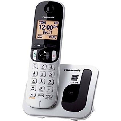 Điện thoại bàn không dây Panasonic KX-TGC210
