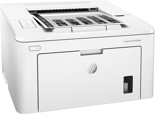 Máy in HP LaserJet Pro M203DN ( Duplex , Network) ( 1-5 users )