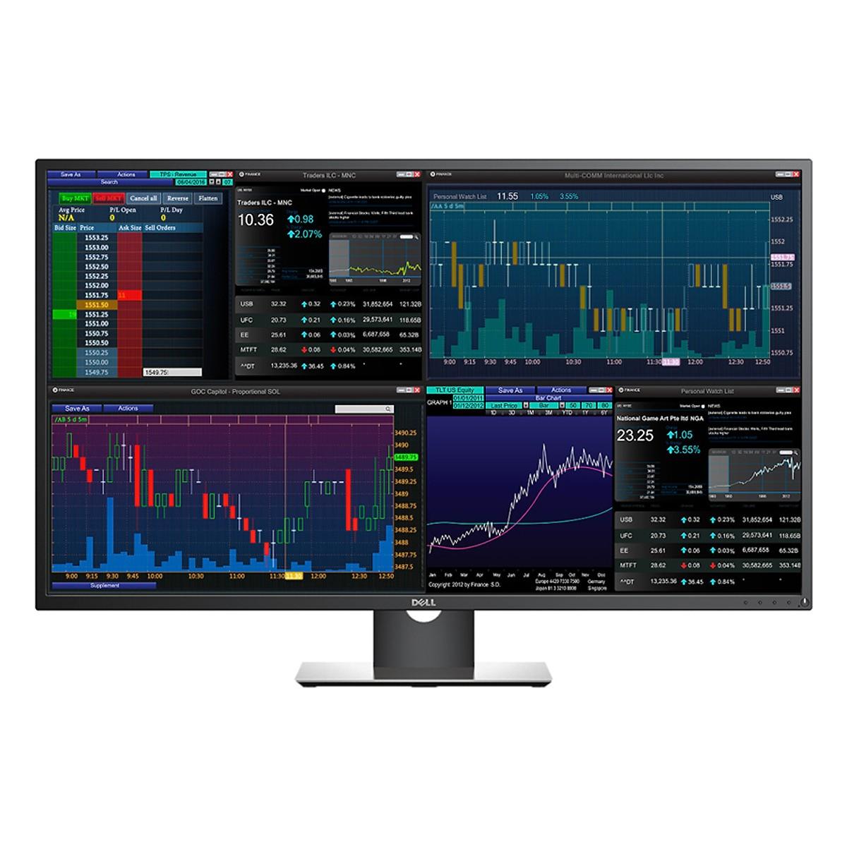Màn hình Dell P4317Q - 42.51' widescreen Ultra HD 4K (GIẢM GIÁ 7 NGÀY)