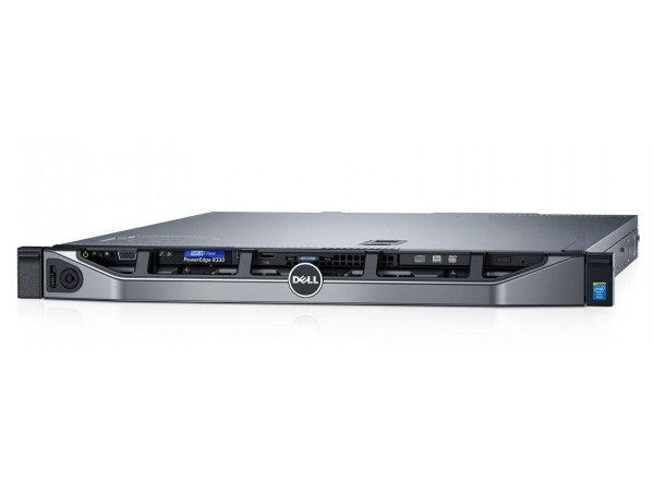Máy chủ Dell PE R330 E3-1220 v6/16gb UDIMM