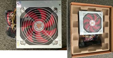 Nguồn máy tính GOLDEN FIELD, Công suất 300W S360
