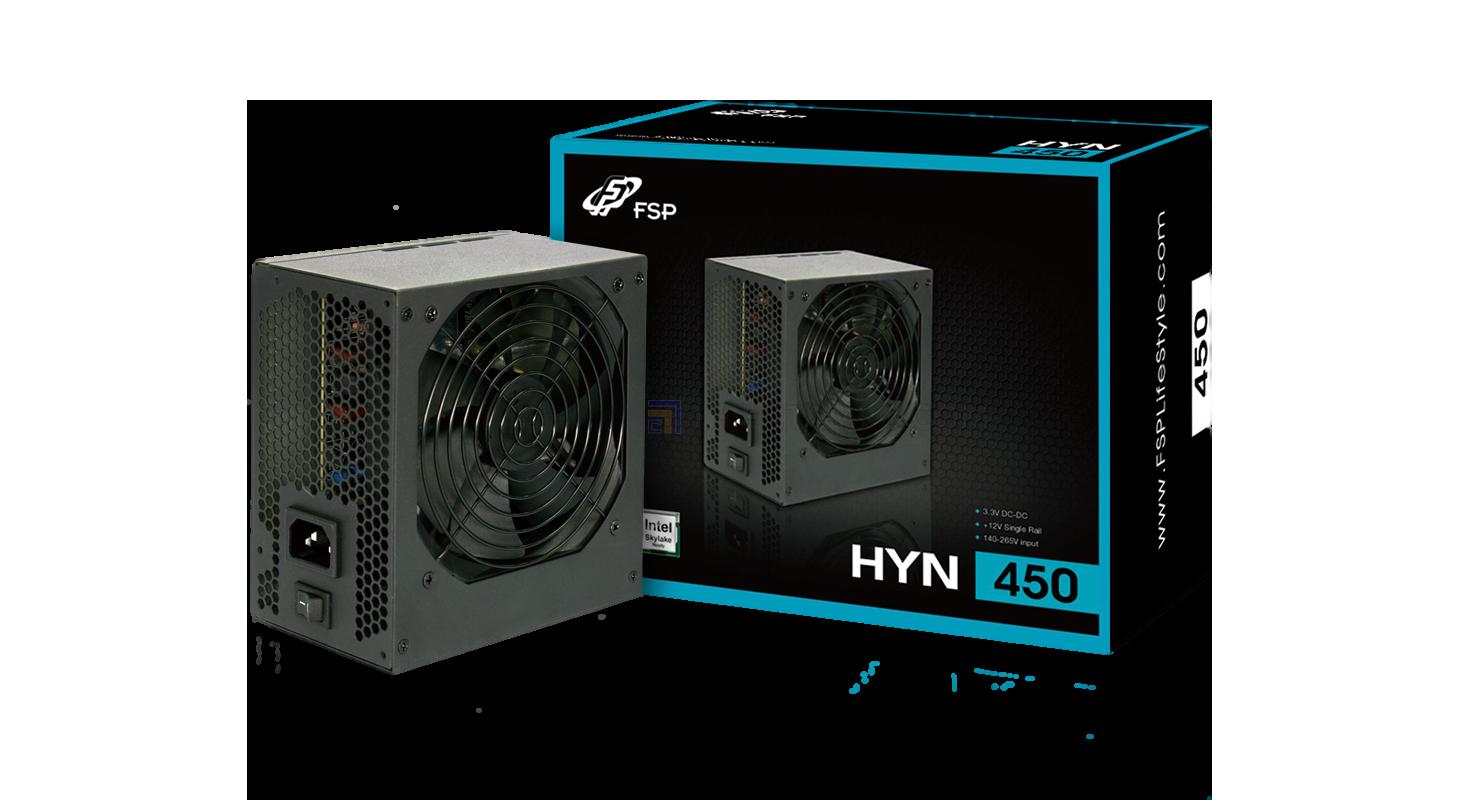 Nguồn FSP HYN - 450W