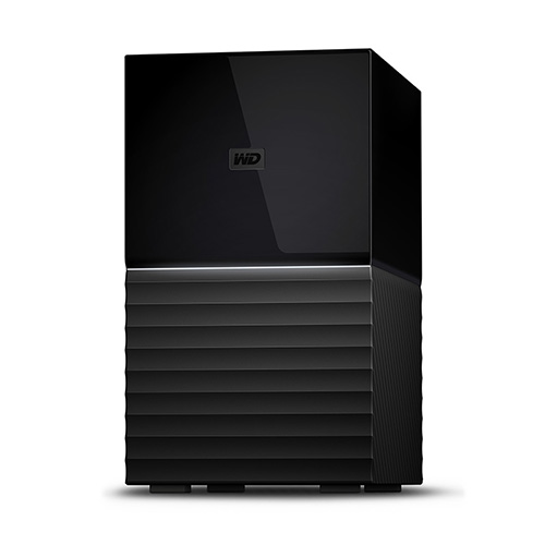 Ổ cứng WD My Book Duo 20TB  WDBFBE0200JBK