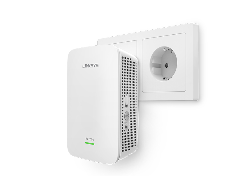 Linksys RE7000 MAX-STREAM™ AC1900+ WI-FI RANGE EXTENDER - RE7000