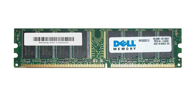 RAM Dell 8GB,2400Mhz,Single Rank,x8 Data Width, Low Volt UDIMM For T30, T110, T130, R230, R330
