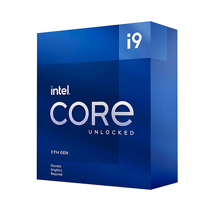 CPU Intel Core i9-11900KF (3.5GHz turbo up to 5.3Ghz, 8 nhân 16 luồng, 16MB Cache, 125W) - Socket Intel LGA 1200