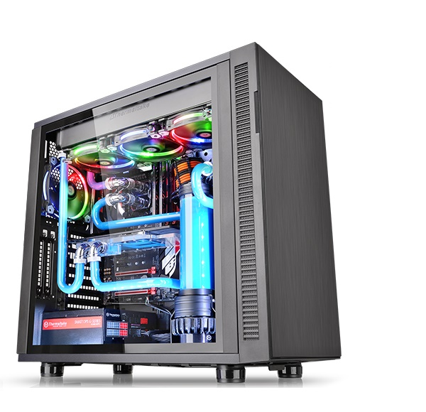 Thùng Case THERMALTAKE F31 Suppressor Tempered Glass (CA-1E3-00M1WN-03)