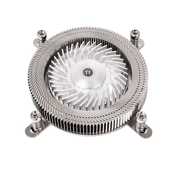 Tản nhiệt New Engine 17 1U Low-profile CPU Cooler/17mm CL-P051-AL06SL-A