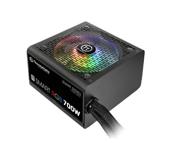 Nguồn THERMALTAKE Smart RGB 700W WHITE PLUS (PS-SPR-0700NHSAWE-1)