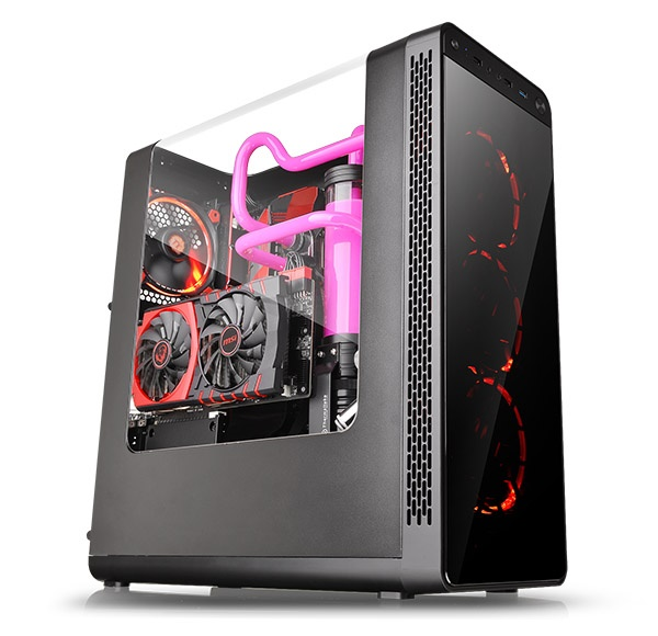 Thùng Case THERMALTAKE View 27  (CA-1G7-00M1WN-00)