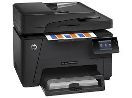 máy in HP Color LaserJet Pro MFP M177FW  Printer ( in, scan, copy, Fax ) Wireless