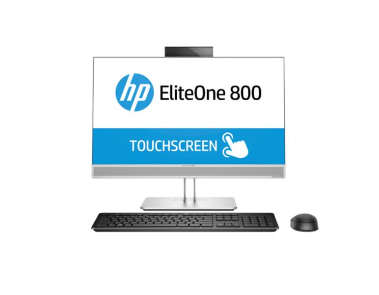 All in one HP EliteOne 800G3 - 1MF29PA - i5-7500(4*3.4)/8GD4/1T7/23.8FHDT+IPS/DVDRW/WLN/BT4.2/KB/M/BẠC/W10SL