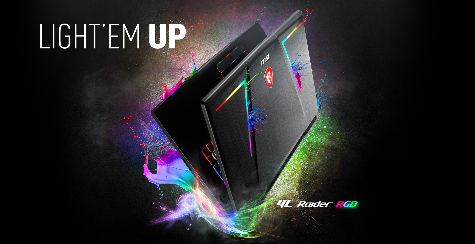 Laptop MSI GE63 8RE-266VNi7-8750H / 16GB/1TB 7200rpm + 128GB SSD/GTX1060/6GB