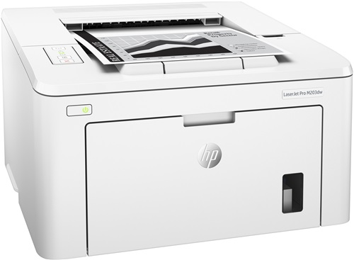 Máy in HP LaserJet Pro M203DW ( Duplex , network ,Wireless ) ( 1-5 users )