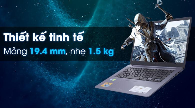 Laptop Asus X510UQ-BR641Ti7-8550U / 4GB/1TB/GT940MX/2GB