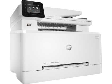 Máy in HP Color LaserJet Pro MFP M281FDN Printer ( in, scan, copy, Fax  ) Network, duplex