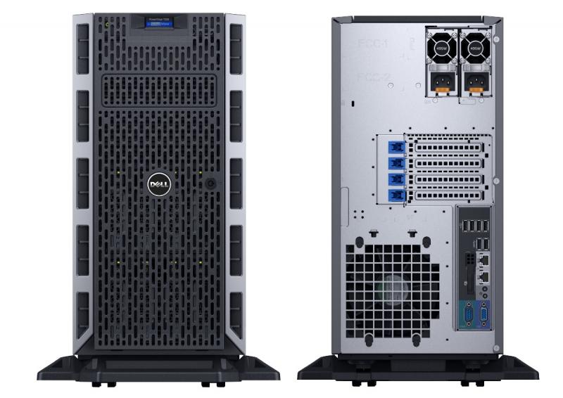 Máy chủ Dell PE T330 E3-1240 v6/8gb UDIMM