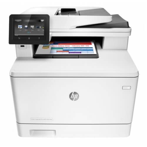 Máy in HP Color LaserJet Pro MFP M377DW Printer ( in, scan, copy , email ) Duplex, Wireless, Network