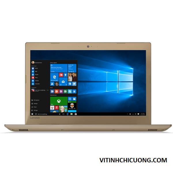 LAPTOP LENOVO IDEALPAD 520 -  GOLDEN (Vàng)