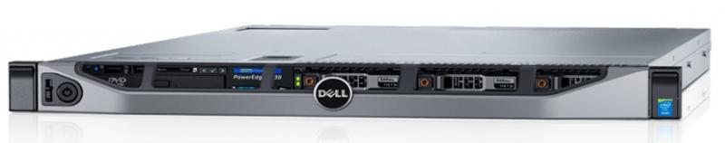 Máy chủ Dell PE R230 E3-1240 v6/16gb UDIMM