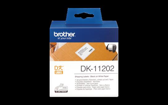 Vật tư in nhãn Brother DK11202