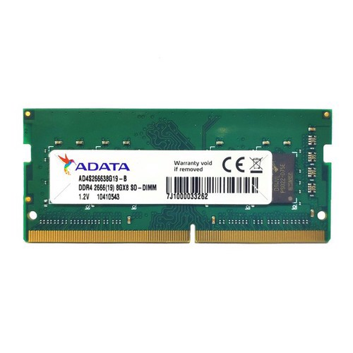 Ram Laptop Adata 8GB bus 2666