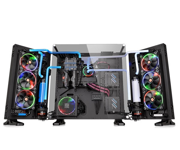 Thùng Case THERMALTAKE Core P7 Tempered Glass (CA-1I2-00F1WN-00)