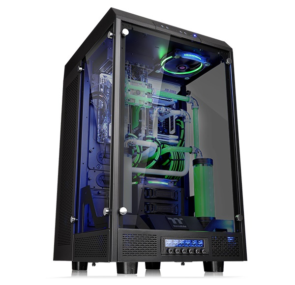 Thùng Case THERMALTAKE The Tower 900 (CA-1H1-00F1WN-00)
