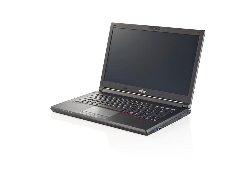 Fujitsu LifeBook E547 (Đen) Core I7-7500U 2x2.7GHz, Ram 4GB DDR4, 500GB,1,9KG, 4cell, Windows 7 Pro 64bit