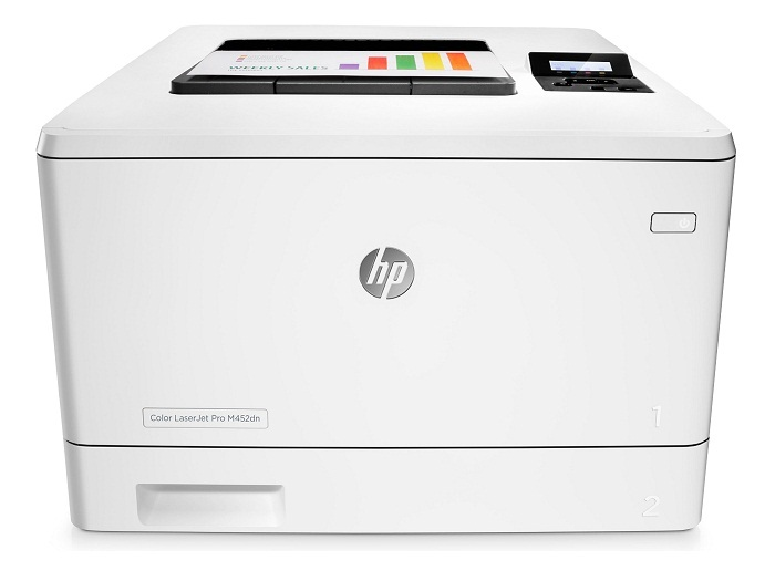 Máy in HP Color LaserJet Pro M452DN Printer ( Duplex , Network )