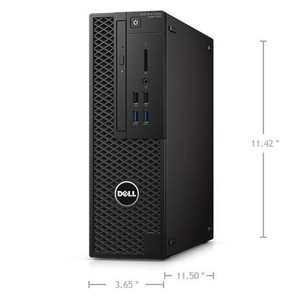Dell Precision Tower 3420 XCTO BASE - 1225 V6