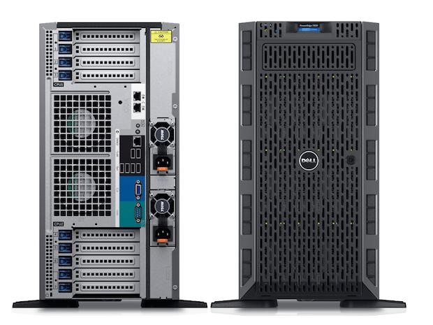 Máy chủ Dell PE T630 E5-2620 v4/16gb RDIMM
