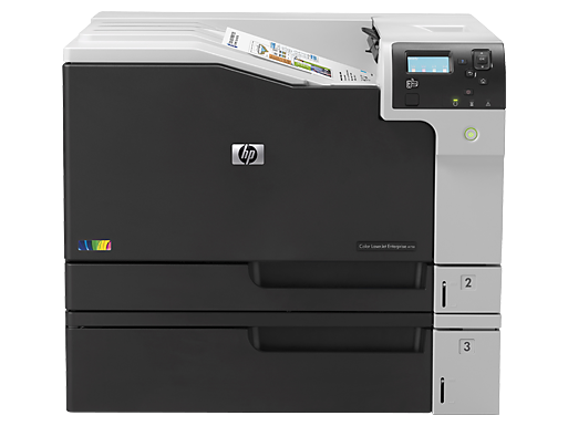 Máy in HP color LaserJet M750DN printer (A3) ( Duplex, Network )