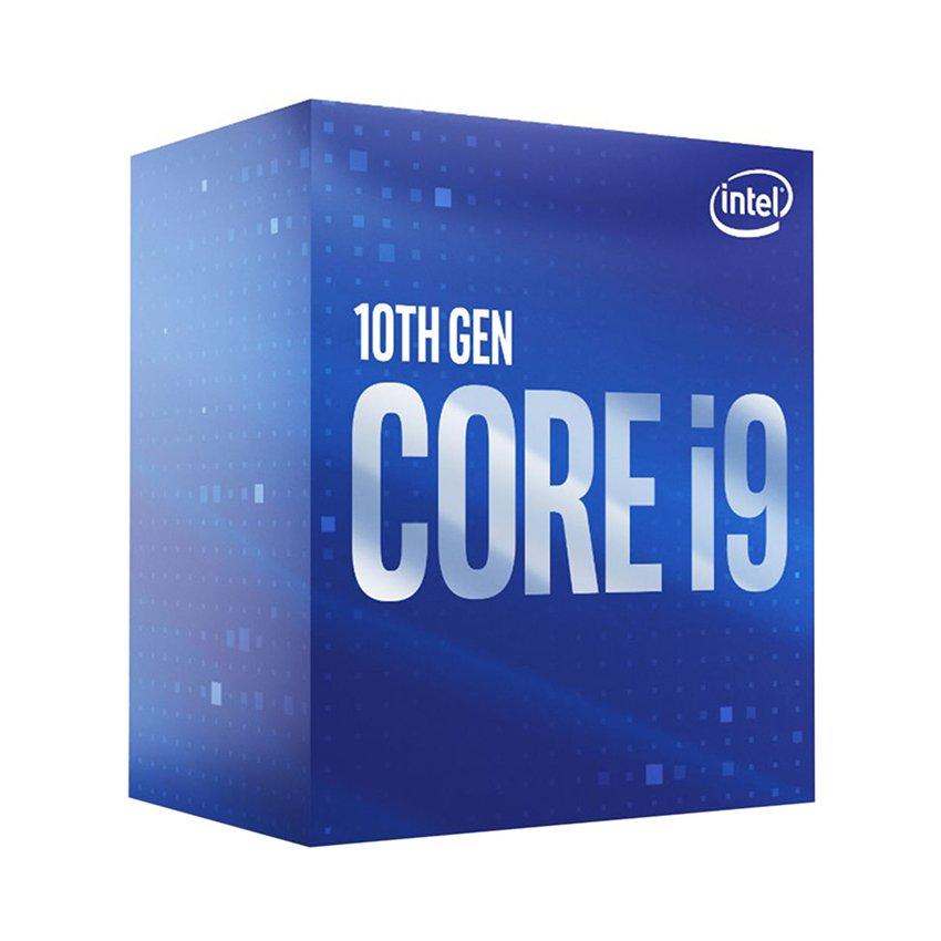 CPU Intel Core i9-10900 (2.8GHz turbo up to 5.2GHz, 10 nhân 20 luồng, 20MB Cache, 65W) - Socket Intel LGA 1200