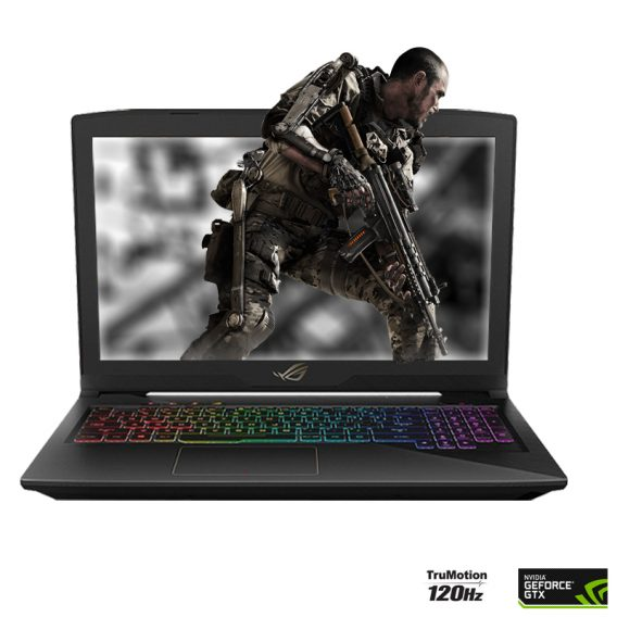 Laptop Asus Scar GL703VD-EE057Ti7-7700HQ / 8GB/1TBSSHD/GTX1050/4GB