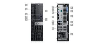 Máy tính để bàn - PC Dell  Optiplex 7070 SFF