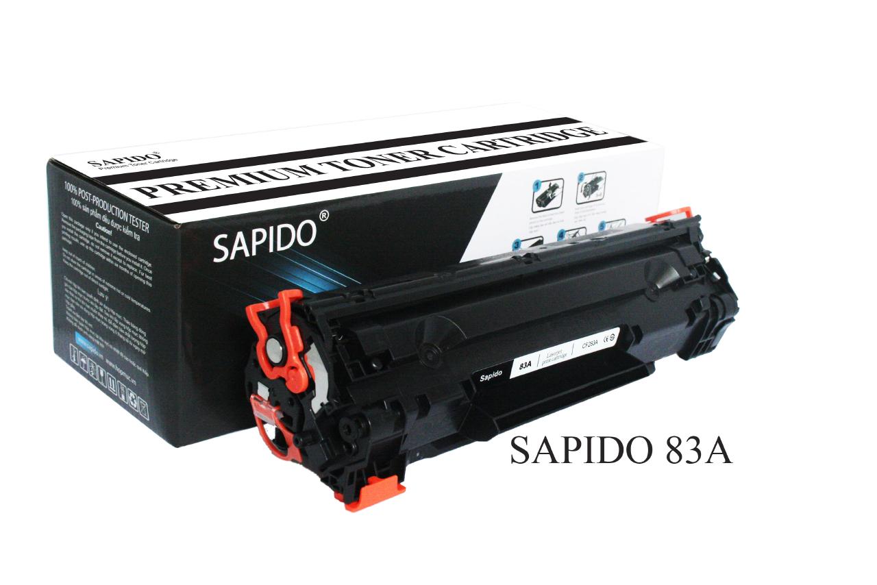 MỰC IN SAPIDO Model 83A  DÙNG CHO MÁY HP M127FN/ M125/ M225MFP Canon 221D/151DW (1,500 trang)